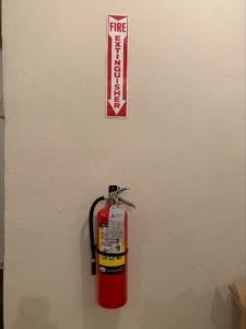 10#ABC Fire Extinguisher